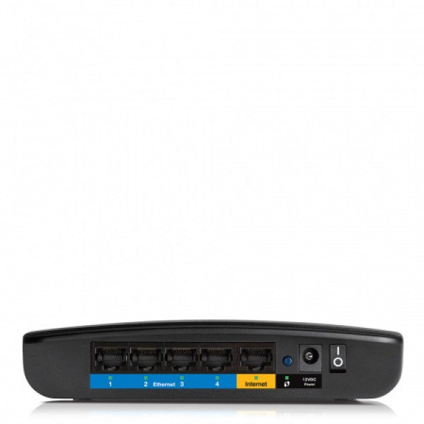 ROUTER WLESS LINKSYS E1200-EE