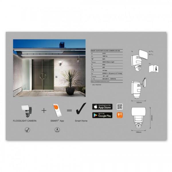 PROIECTOR LED LEDVANCE 4058075478312