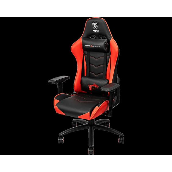 MSI MAG CH120 Gaming Chair Black/ Red