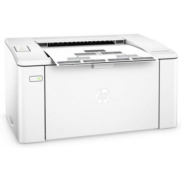 HP LASERJET PRO M102A MONO PRINTER