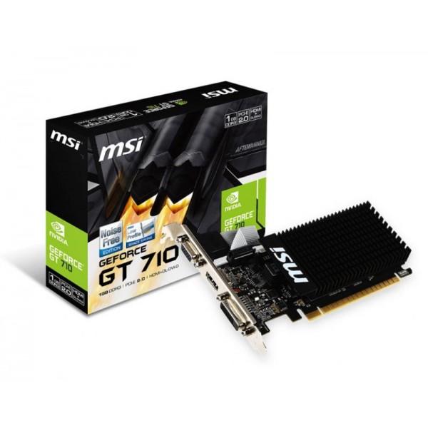 VGA MI GT 710 1GB GT710 1GD3H LP