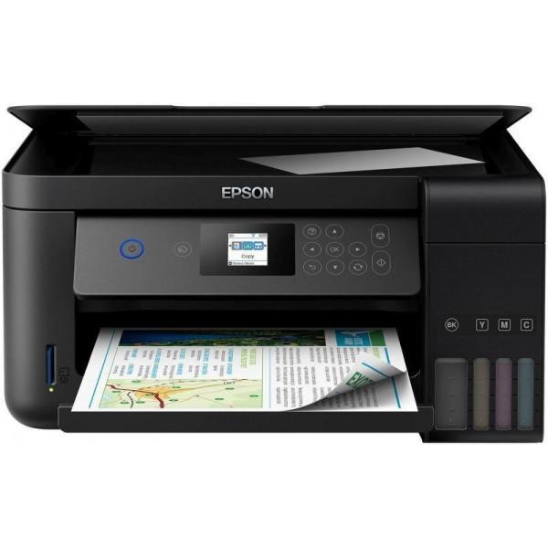 EPSON L4160 CISS COLOR INKJET MFP