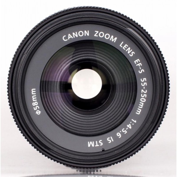 LENS CANON EFS 55-250 F/4-5.6 IS STM