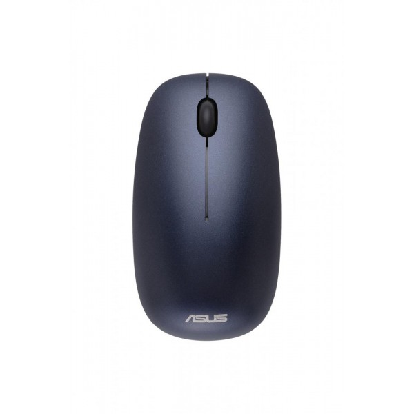 AS MOUSE MW201C WIRELESS+BLUETOOTH BLUE