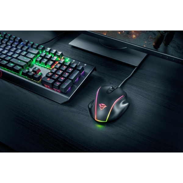 Trust GXT 165 Celox RGB Gaming Mouse