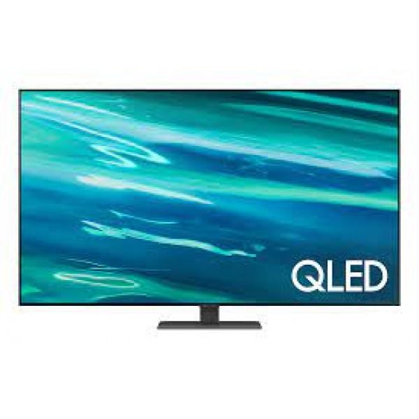 "QLED TV 55"" SAMSUNG QE55Q80AATXXH"