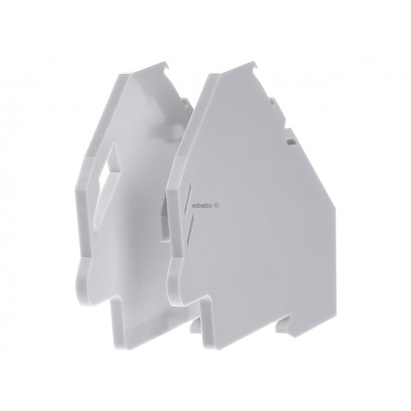 NET ACC COVER SET FOR DIN RAIL/1711658-2 COMMSCOPE