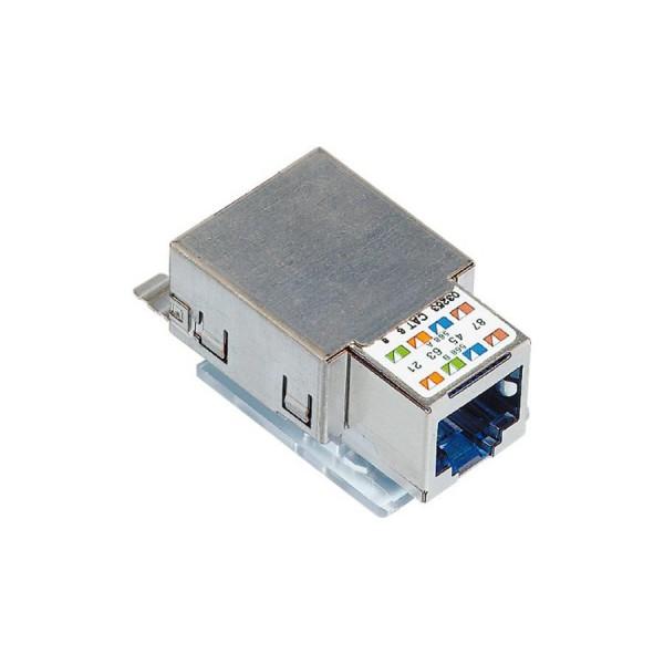 NET ACC CONNECTION MODULE/REAL10 CAT6 1XRJ45 R304327 R&M