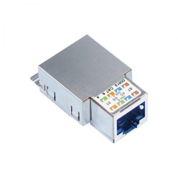 NET ACC CONNECTION MODULE/CAT6 1XRJ45 R814552 R&M