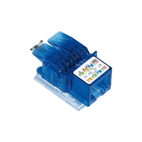 NET ACC CONNECTION MODULE/CAT6 1XRJ45 R304328 R&M