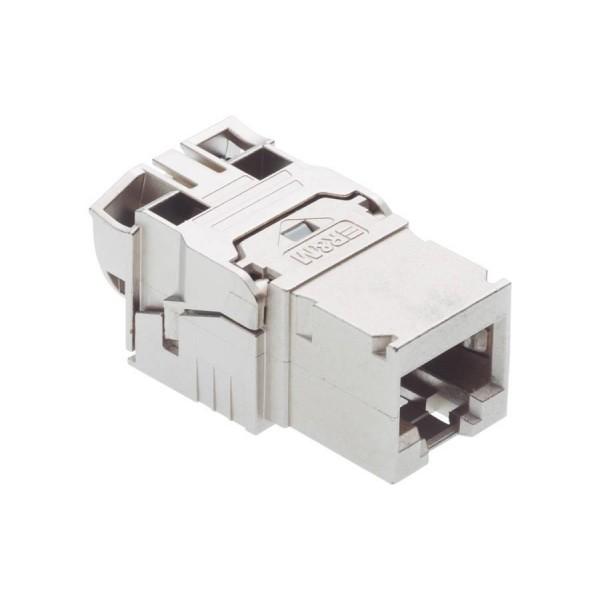 NET ACC CONNECTION MODULE/CAT6A 1XRJ45 R813509 R&M