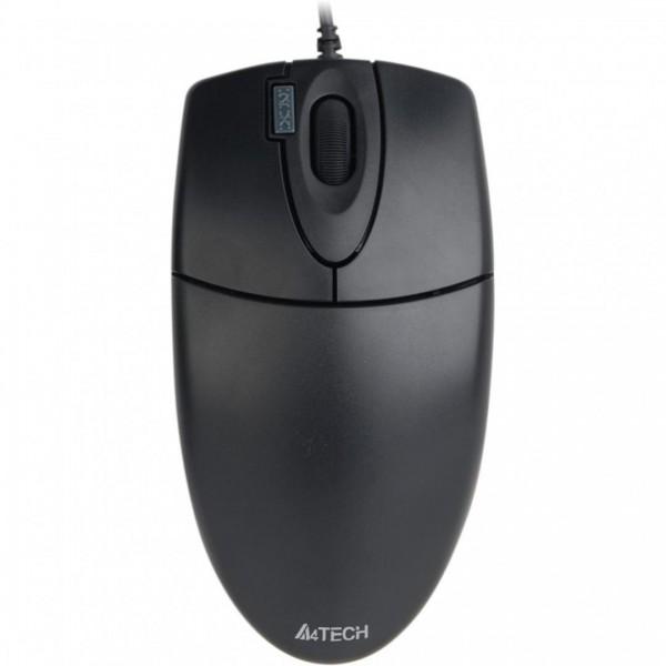 MOUSE A4TECH OP-620D-U1 BLACK USB