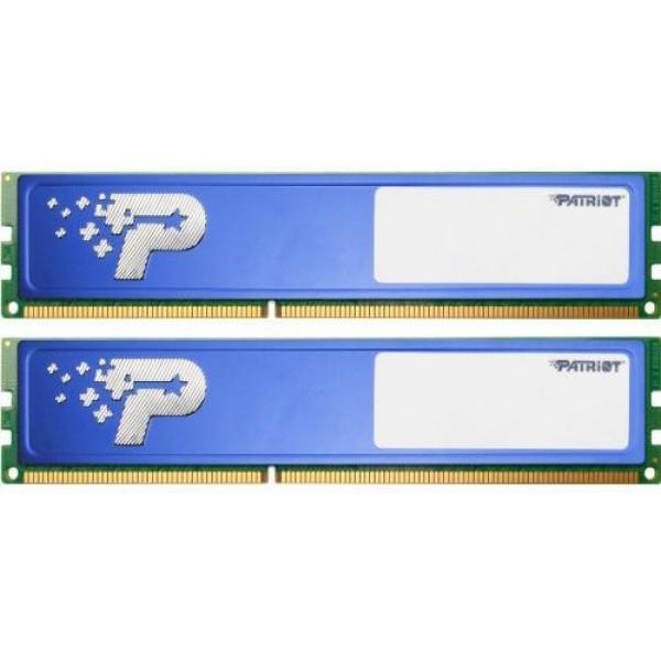 MEMORY DIMM 16GB PC19200 DDR4/KIT2 PSD416G2400KH PATRIOT