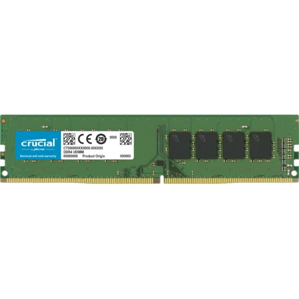 MEMORY DIMM 16GB PC21300 DDR4/CT16G4DFRA266 CRUCIAL