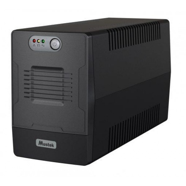 UPS 1500VA POWERMUST 1500/900W 1500-LED-LI-T10 MUSTEK