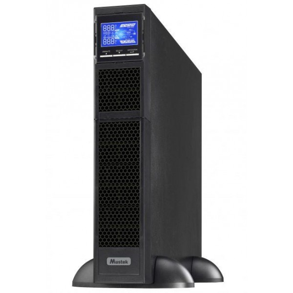 UPS 3000VA POWERMUST 3000 RM/3000W 3000-LCD-ON-R20 MUSTEK