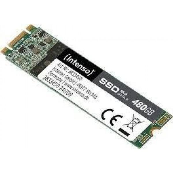 SSD M.2 2280 480GB/3833450 INTENSO