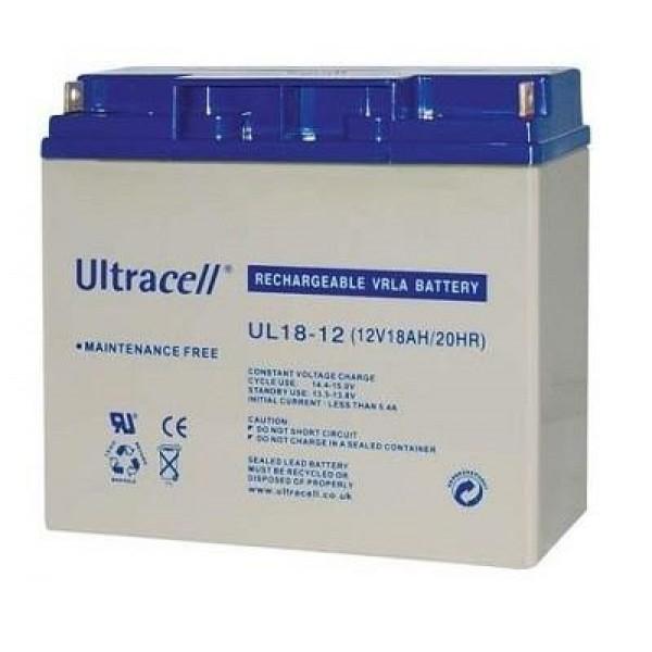 BATTERY 12V 18AH/UL18-12 ULTRACELL
