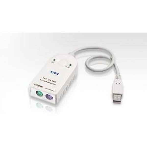 I/O ADAPTER PS/2 TO USB/UC100KMA-AT ATEN