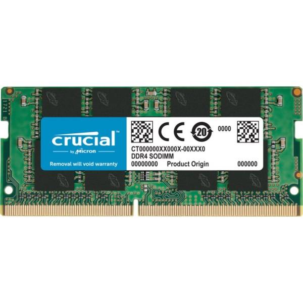 NB MEMORY 8GB PC21300 DDR4/SO CT8G4SFRA266 CRUCIAL