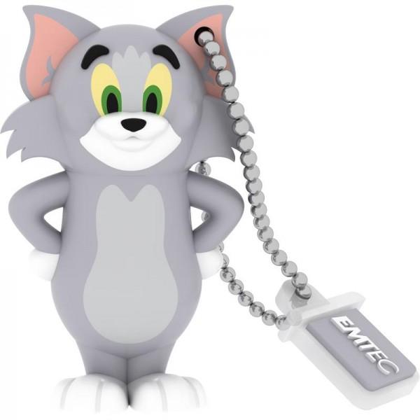 MEMORY DRIVE FLASH USB2 16GB/HB102 TOM ECMMD16GHB102 EMTEC