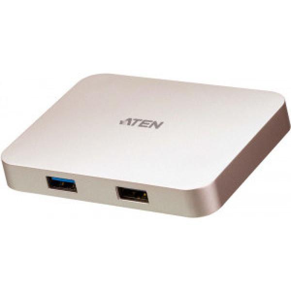 I/O DOCKING STATION USB-C 4K/UH3235-AT ATEN