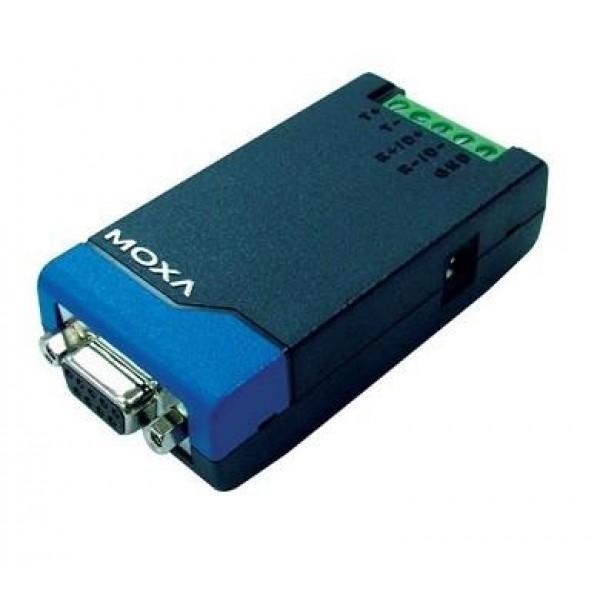 I/O CONVERTER SER TO SER PORT/POWERED TCC-80 MOXA