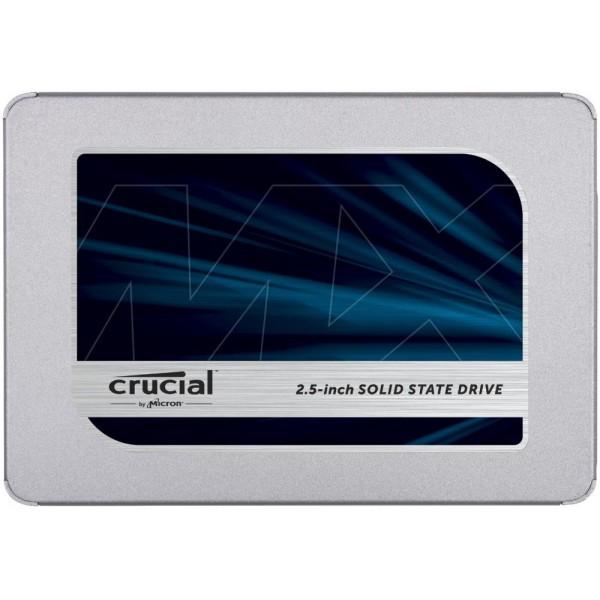 """SSD SATA2.5"""" 500GB MX500/CT500MX500SSD1 CRUCIAL"""