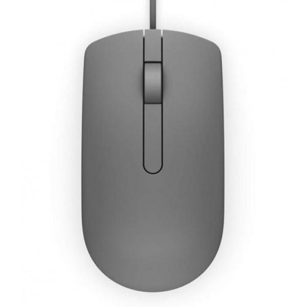 DL MOUSE  MS116 OPTIC USB CU FIR GREY