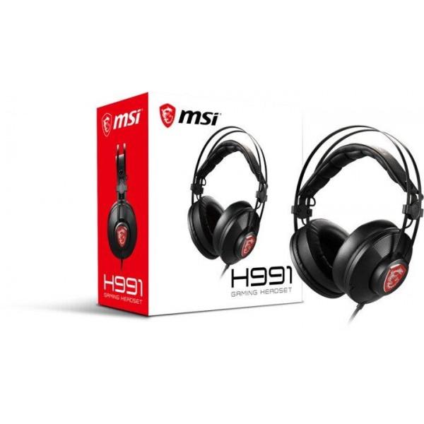 HEADSET GAMING/BOX S37-21000A1-V33 MSI
