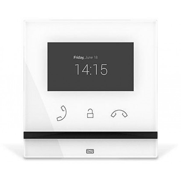 ANSWERING UNIT INDOOR COMPACT/91378501WH 2N