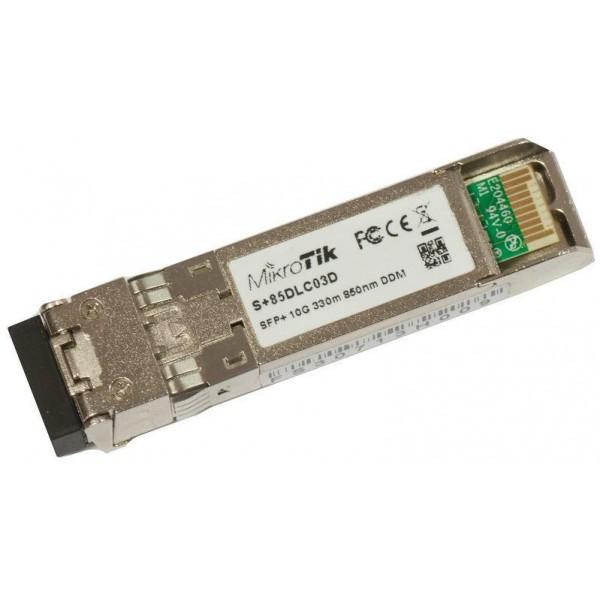 NET TRANSCEIVER SFP/S+85DLC03D MIKROTIK