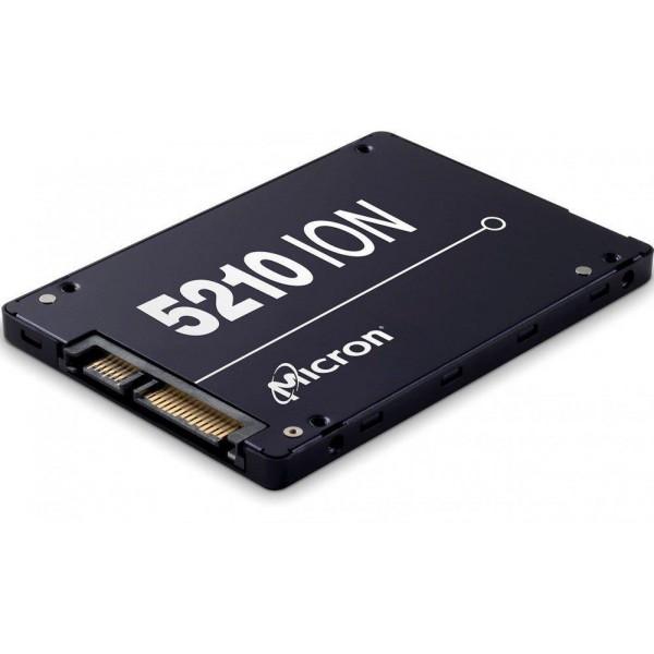"""SSD SATA2.5"""" 3.84TB 5210 ION/MTFDDAK3T8QDE MICRON"""