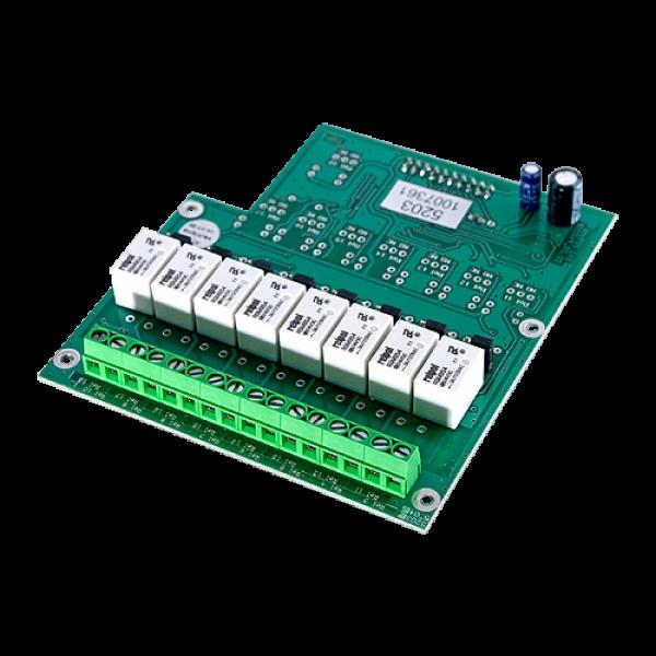 Modul extensie 8 iesiri releu pentru centrala FS5200 - UNIPOS FS5203