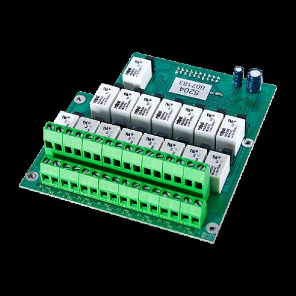 Modul extensie 16 iesiri releu pentru centrala FS5200 - UNIPOS FS5204