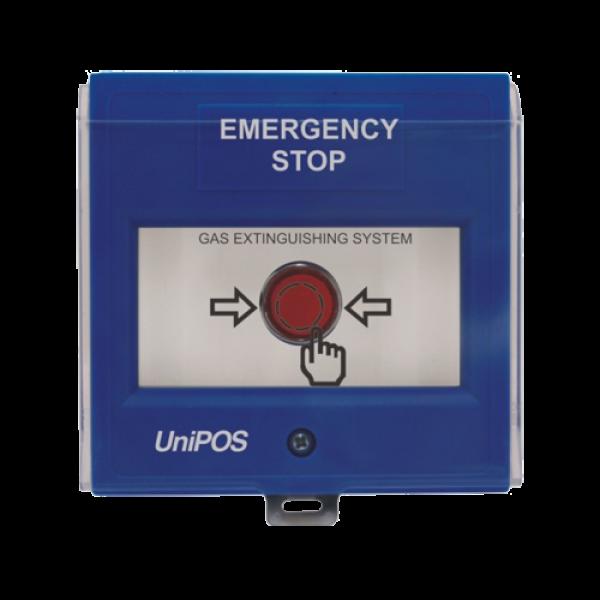 Buton manual  oprire de urgenta - UNIPOS FD3050B
