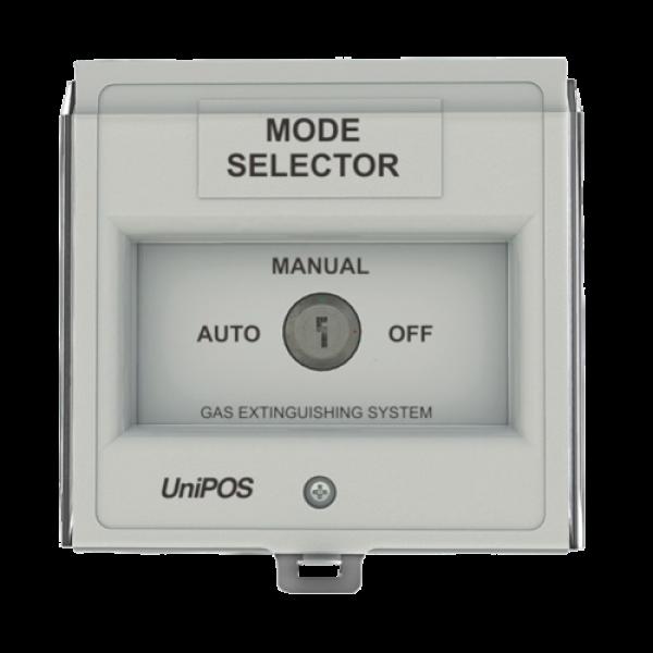 Buton de selectie cu cheie - UNIPOS FD5302