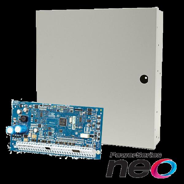 Centrala de alarma la efractie SERIA NEO - DSC NEO-HS2016