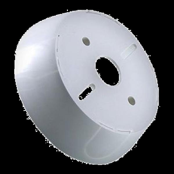 Accesoriu montaj aparent pentru soclu detector/sirena - UNIPOS AC8001