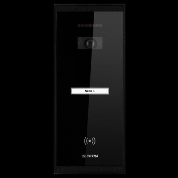 Panou exterior video SMART pentru 1 Familie - ELECTRA VPM.1SR02.ELB04