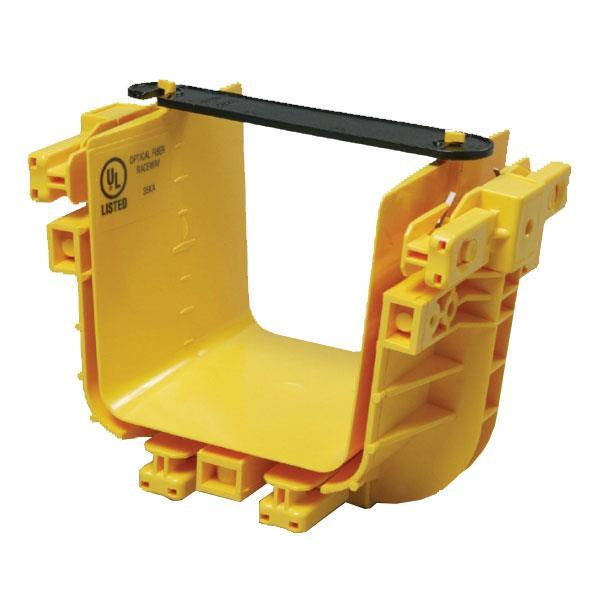 CABLE ACC SNAP-FIT JUNCTION/YELLOW FGS-MFAW-A COMMSCOPE