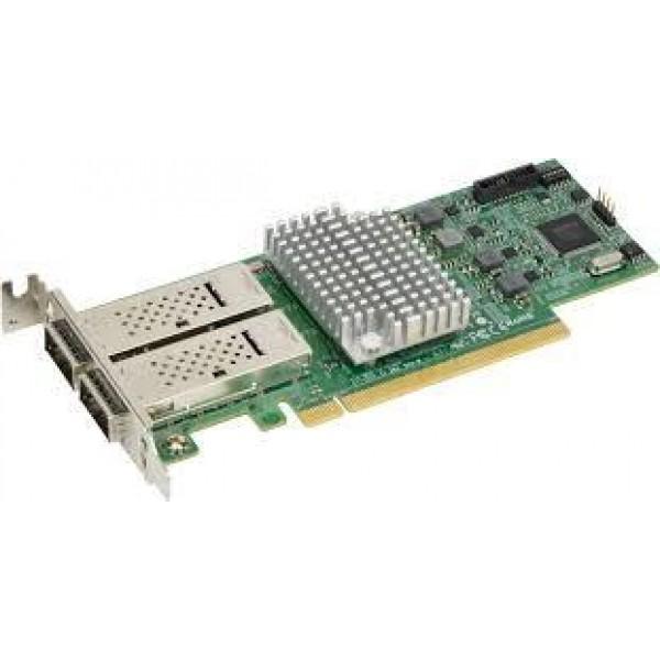 RAID CARD PCIE 2P/AOC-S100G-M2C-O SUPERMICRO