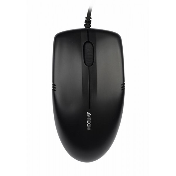 MOUSE A4TECH OP-530NU BLACK USB