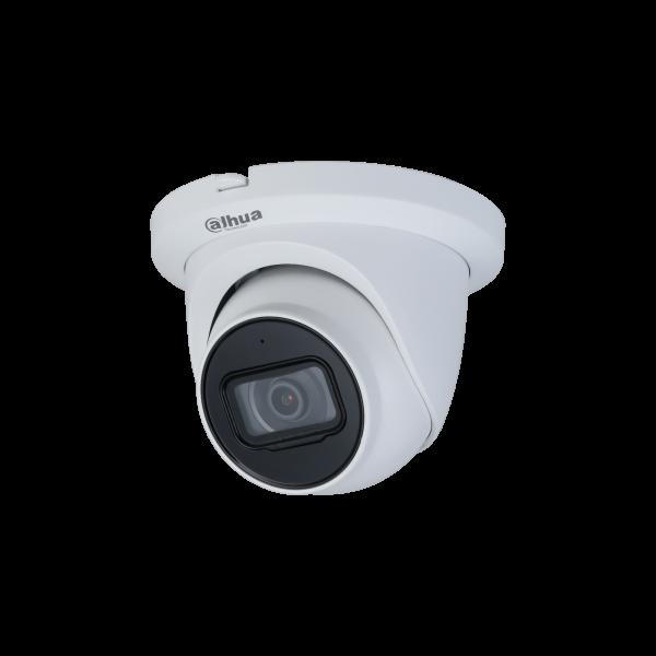 Camera de supraveghere HDCVI Turret, 5MP, IR 30m, 2.8mm, Dahua HAC-HDW1500TLMQ-A-0280B-S2