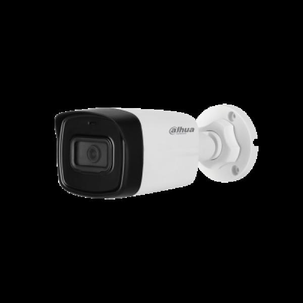 Camera de supraveghere AHD Bullet, 2MP, IR 40m, 2.8mm, Dahua HAC-HFW1200TL-0280B-S4
