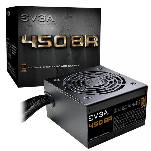 EVGA PSU 450 BR 80+ BRONZE 450W