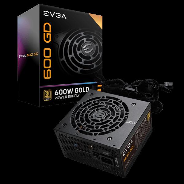 EVGA PSU 600 GD 80+ GOLD 600W