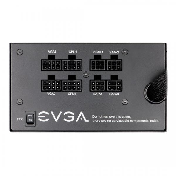 EVGA PSU 650 GQ 80+ GOLD 650W Semi Mod