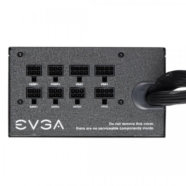 EVGA PSU 650 BQ 80+ BRONZE 650W SemiMod
