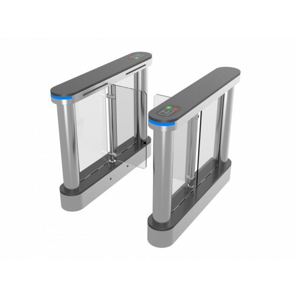 Turnichet cu porti batante de acces cu sticla, AVAX SG600